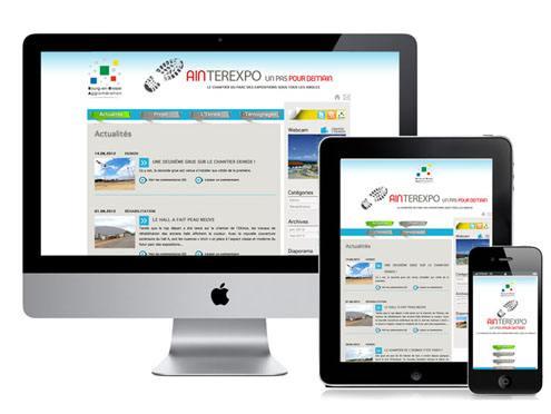 site internet Ainterexpo