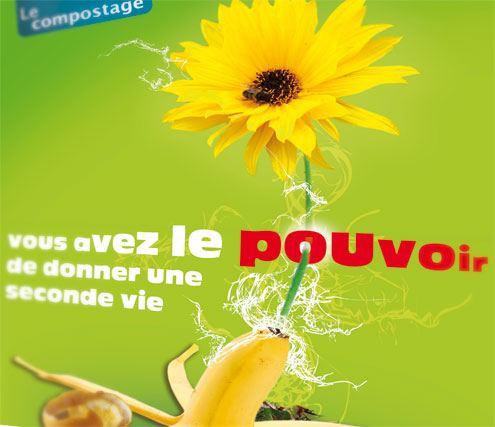 visuel sur le compostage