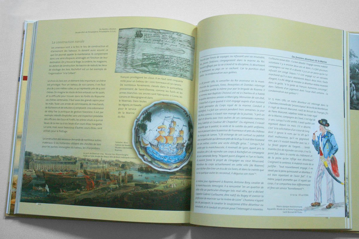 livre sur le fleuve Loire