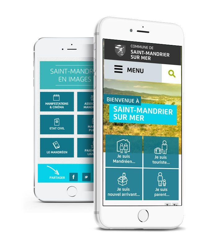 site compatible avec les mobiles