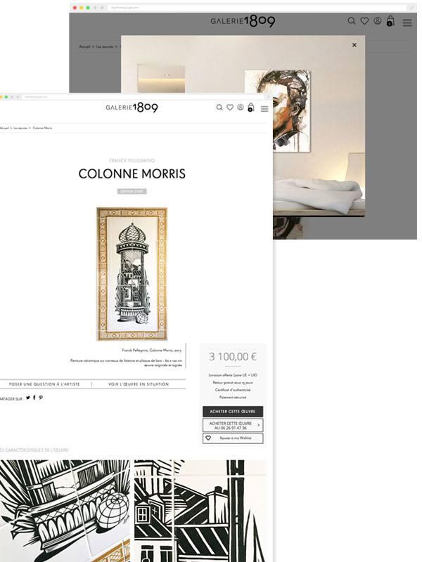 des fonctionnalités woocommerce et de boutique en ligne