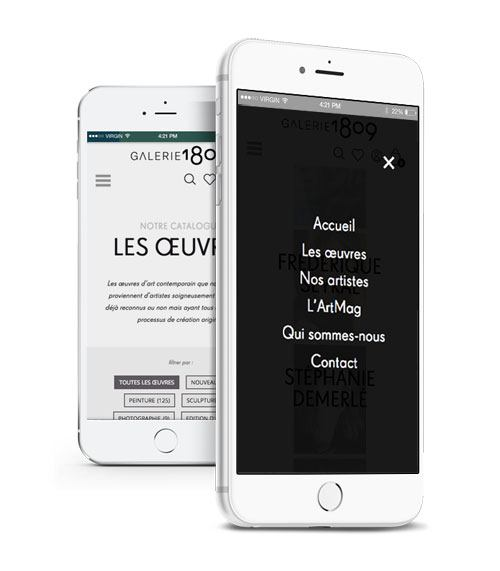 webdeisgner freelance de sites mobile pour e-commerce