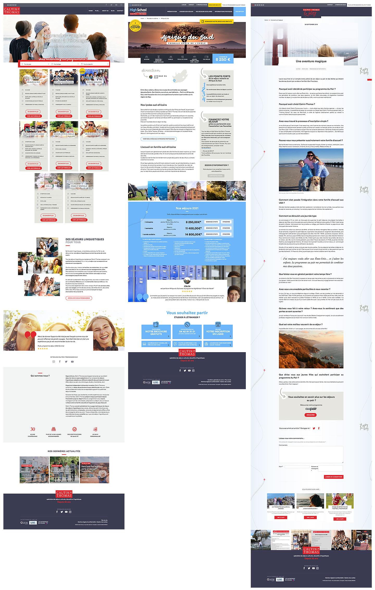 webdesign de sites internet